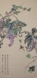 Artist Jane Lo Chou  畫家羅真女士